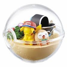 Pokemon - Terrarium Collection Re-ment Blind BOX