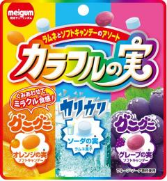 Meigum Colorful fruit Candy