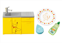 POKEMON ENJOY COOKING! PIKACHU KITCHEN Re-ment blind box