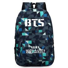 BTS ryggsäck