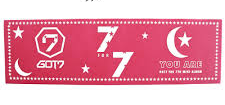 GOT7   Banderoll