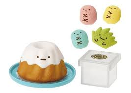 Sumikko Gurashi   Sweets Shop in the City Collection Re-Ment Blind Box