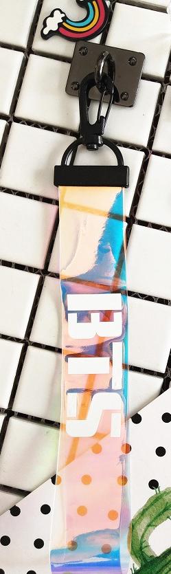 BTS  Hanger - Iridescence colour