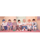 BTS  banderoll