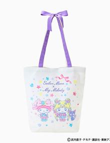 Sailor Moon x My Melody Collabration - väska