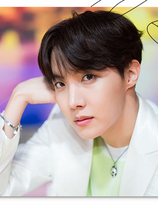 BTS  Mousepad  - J-HOPE