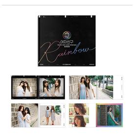 GFriend - 5th Mini Album Repackage: Rainbow CD