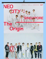 NCT  NEO CITY   Poster  - small size