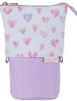 DELDE  Purple Heart  Slide Pouch