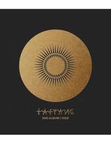 BIGBANG-TAEYANG-RISE-2nd-Album-CD