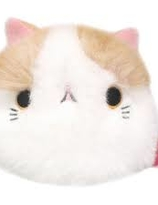Neko Dango  Flurry Collection plush beanie  - Exotic