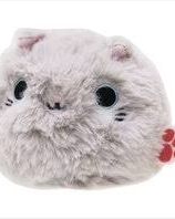 Neko Dango  Flurry Collection plush beanie  -  Mof-Sco Hai