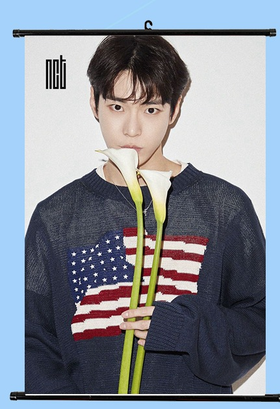 NCT  DOYOUNG   Wallroll Poster- small size