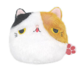 Neko Dango  Emotional  Collection plush beanie