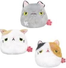 Neko Dango  Emotional  Collection plush beanie