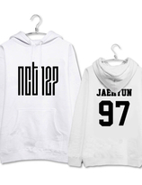 NCT  Hoody  with JAEHYUN  at the back - L
