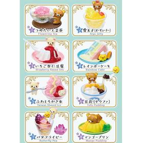 Rilakkuma  Asia Cold Sweets series re-ment blind box