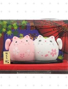 Sakura Neko Decoration