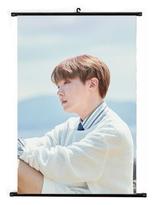 "BTS  ""2018 Season's Greetings""  Poster -  J-HOPE"