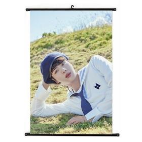 "BTS  ""2018 Season's Greetings""  Mini   Affisch - JIN"
