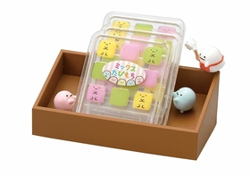 Sumikko Gurashi  Japanese  Snacks Shop  Re-ment blind box