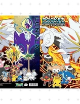 Pokemon Sun & Moon Notebook