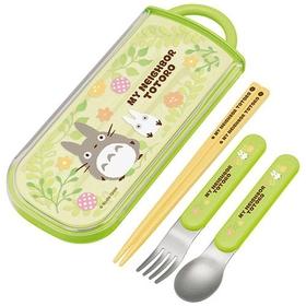 Totoro cutlery set