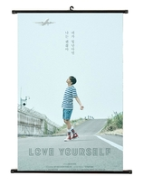 "BTS  ""Love Yourself""  Poster  - J-HOPE"