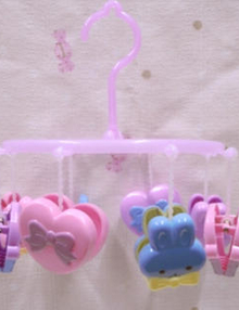 SWIMMER dreamy hanger - pink