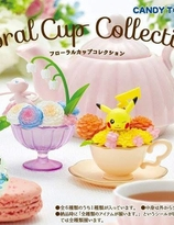 Pokemon Flower Cup Collection  Re-ment Blind-Box