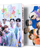 JBJ   Picture Cards