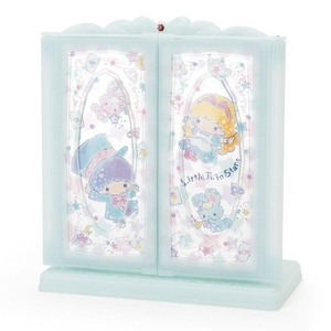 Little Twin Stars Mirror with stand (foldable)