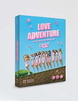 Cherry Bullet 2nd Single Album - LOVE ADVENTURE