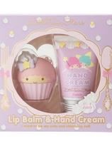 Little Twin Stars Lip Cream & Hand Cream Set