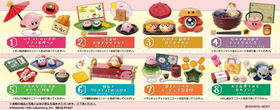 Kirby's Tea -House   re-ment blind box