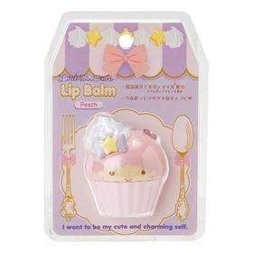 Little Twin Stars Lip balm Cupcake shaped