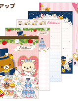 Rilakkuma Alice in Wonderland Series Memo Pad
