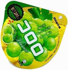 UHA   gummy - muscat