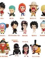 One Piece blindbox mini figurer