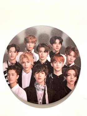 NCT  Badge