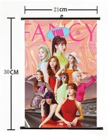 Twice  FANCY   wallroll poster - small