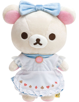 Korilakkuma Alice in Wonderland Series  Plush