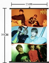 STRAY KIDS MIROH  wallroll poster - small