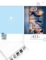 BTS  anteckningsbok