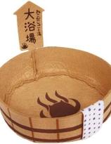 Neko Dango private onsen bath tub