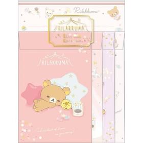 Rilakkuma Pajama Party Series - Letter Set