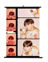 BTS  PERSONA  Wallroll Poster  /  J-Hope  - small