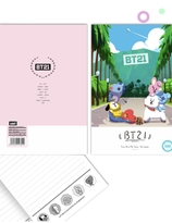 BT21   notebook