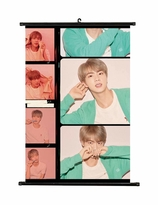BTS  PERSONA  Wallroll Poster  /  JIN - small