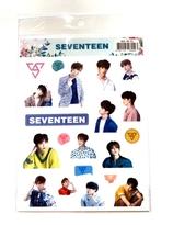 SEVENTEEN    klistermärken
